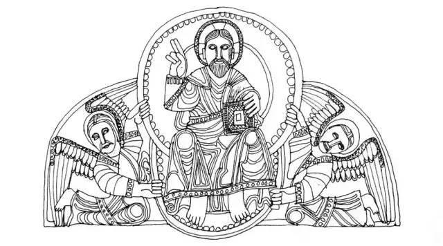 中西方建筑资料下载-建筑小课堂:中世纪是怎样建一座大教堂的?