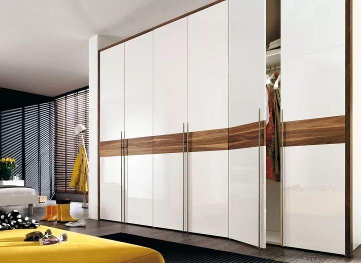 (附模型)35款衣柜设计简约时尚超有范儿!