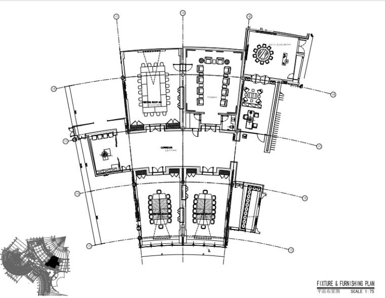 [上海]CCD--上海世茂洲际深坑酒店招标图+概念方案+客房概念