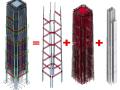[深圳]超高层塔楼地上部分钢结构安全专项施工方案(390页,专家论证)