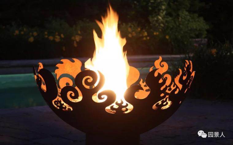 庭院里那一抹温暖·火炉_37