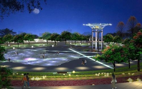 [呼和浩特]城市广场室外景观绿化及排水工程施工组织设计