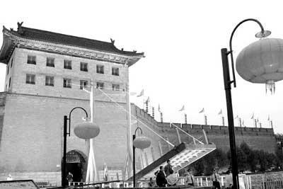 土木工程专业桥梁工程之斜拉桥课件(PPT,63页)-我国古代的吊桥