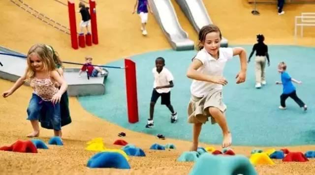 你需要知道的幼儿园景观设计法宝,责任大于天!_18