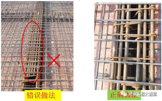 現場墻、板、梁鋼筋連接施工要點及常見問題_37