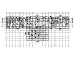 [海南]5栋框架/框剪结构公寓式酒店结构施工图(CAD、41张)