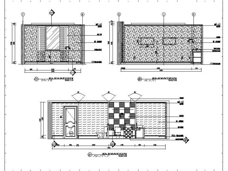 [苏州]某知名集团旗下时尚休闲会所室内设计施工图_8