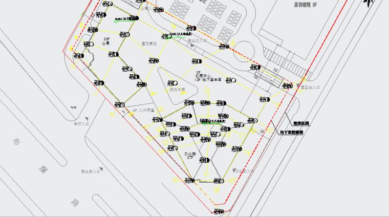 超高层设计园岩土工程详细勘察报告