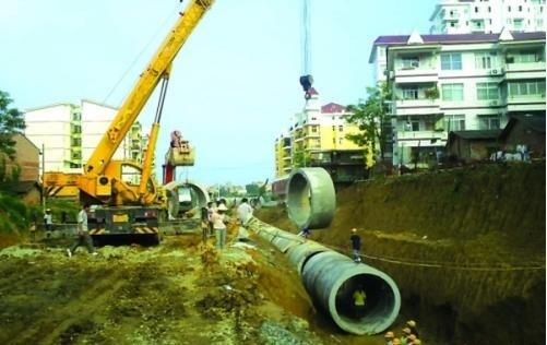 [广东]广州大学城排水工程施工组织设计方案