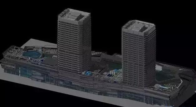 BIM项目施工实施方案(南京建工--万豪)