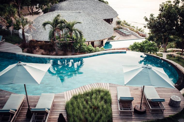 巴厘岛SuargaPadangPadang度假酒店-1