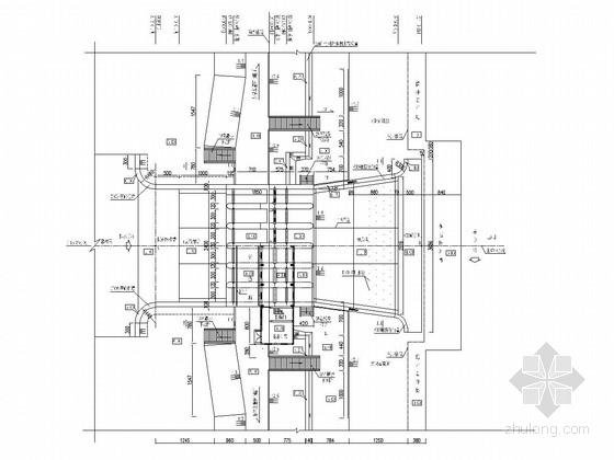 [浙江]开敞式水闸工程施工图