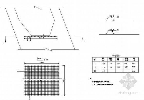 主跨500米PC斜拉桥主桥下部塔实心段顶面钢筋网布置节点详图设计