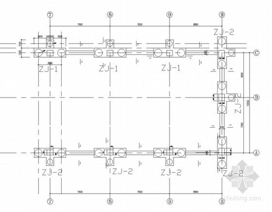 [内蒙古]人工挖孔扩底灌注桩结构设计图(附计算书)