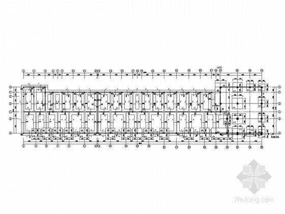 五层砌体结构住宅结构施工图