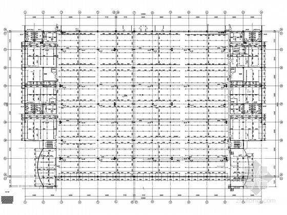 [广西]工业厂房建筑给排水施工图