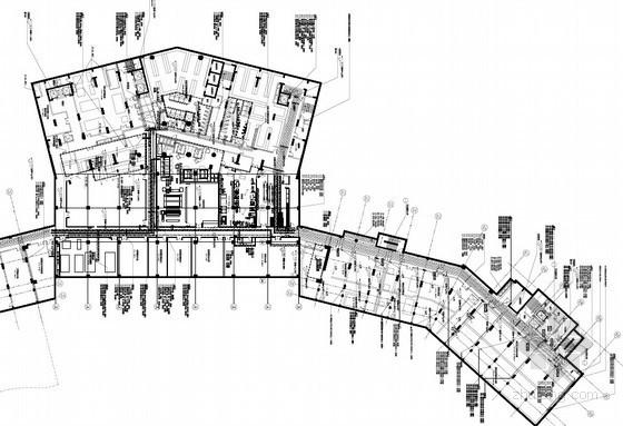 [海南]五星级酒店给排水施工图(游泳池)