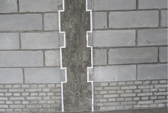 排砖示意图