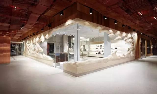 7种迥异的店铺集成空间设计思路