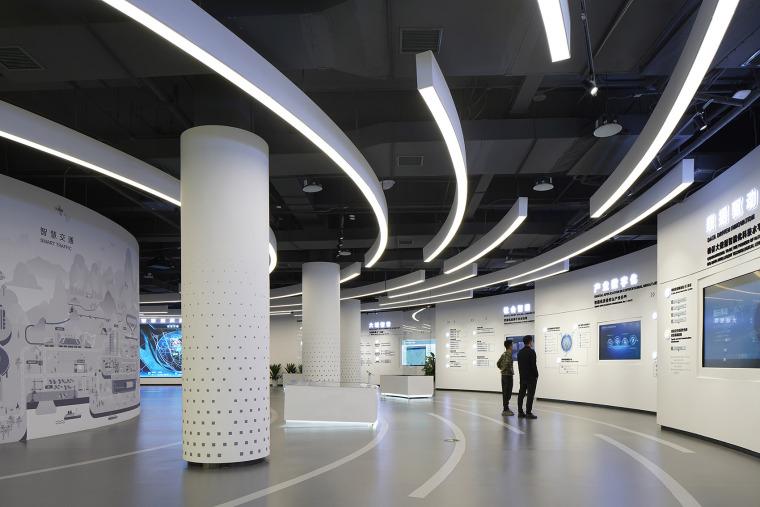 重庆大数据智能化展示中心改造-22