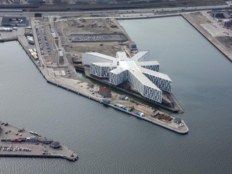 丹麦联合国城办公中心大楼