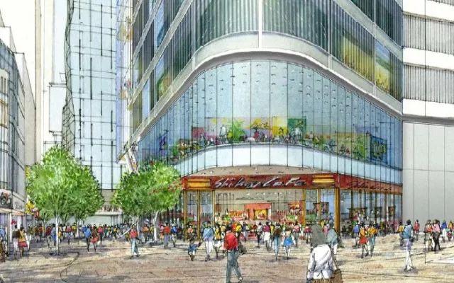 2020东京奥运会最大亮点:涩谷超大级站城一体化开发项目_39