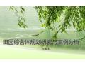 田园综合体规划研究与案例分析——方起东