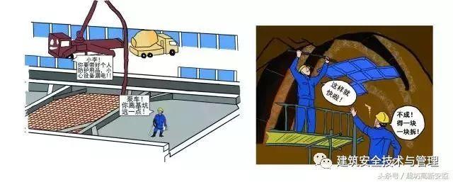 建筑施工安全规范图解,图文并茂,用作安全教育再合适不过!_25