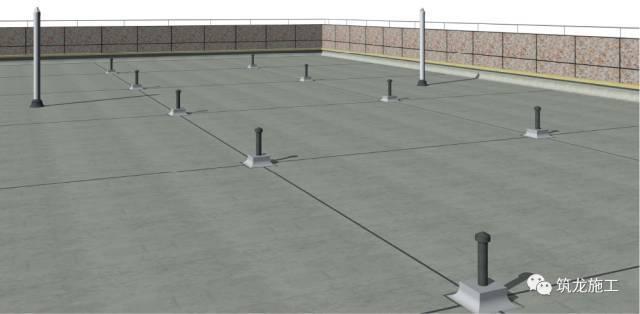 屋面工程精细化不好做?这些三维工艺节点图请收好!