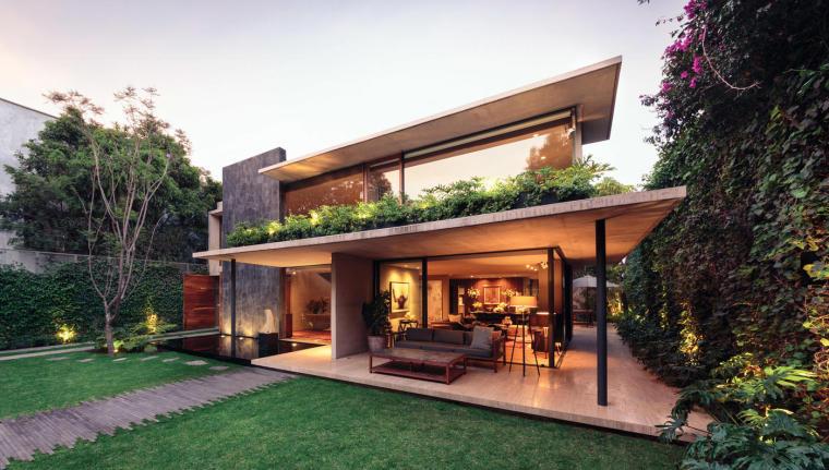 墨西哥花园环豪宅