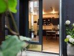 瑞典简约温馨的公寓
