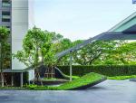 泰国EDGE住宅区景观