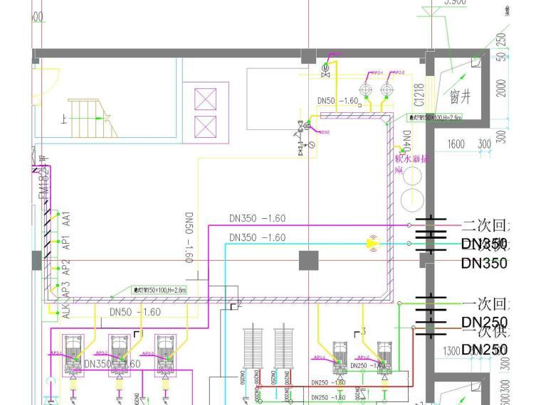 某换热站电气施工设计