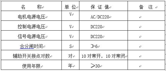 水电站机电设备技术协议_9