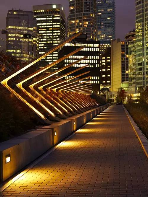 景观灯光设计。当灯光碰上景观,浪漫的夜晚就开始了!_28