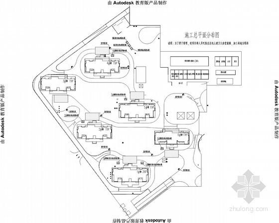 [天津]住宅项目电气安装工程施工组织设计55页(投标技术标,含完整平面图)