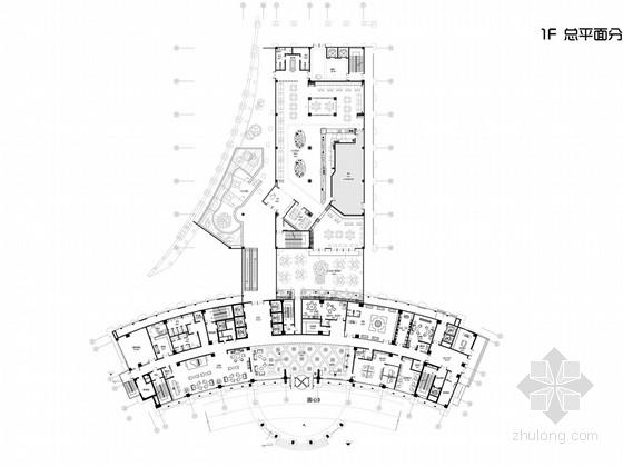 [贵州]地域特色新中式超五星级高端酒店室内设计装修方案
