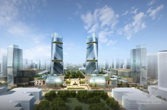 [福建]大型城市综合体建设项目工程量清单报价(全套 综合单价分析)