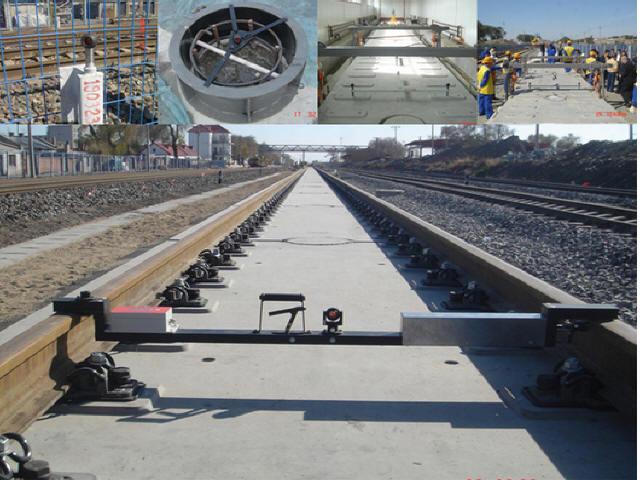 湖北省36km新建铁路精密控制网复测技术总结224页(附大量数据)