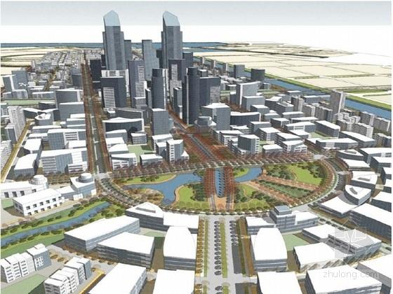 [珠海]TOD城市规划总体设计规划方案(国际著名公司)