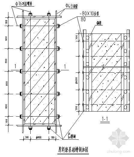 河南某工业厂房施工组织设计