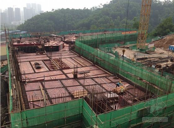 [深圳]多层综合楼安全生产与文明施工双优汇报材料