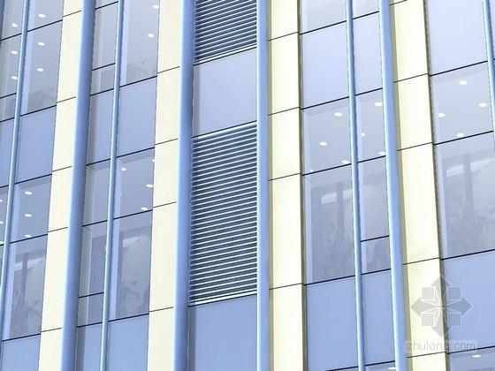 [天津]超高层塔楼单元式幕墙专项施工方案(268页,吊篮施工)