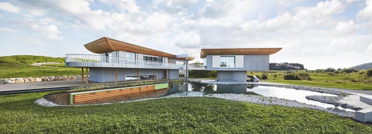 木构生态住宅建筑