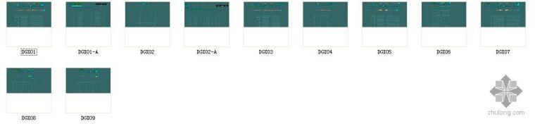 点式幕墙CAD图块_2