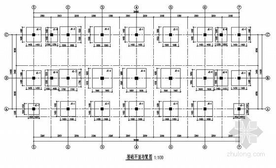 三层框架小食堂结构设计图