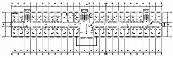 某六层老年公寓电气图纸
