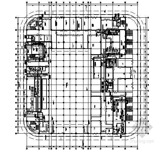 [国外]游泳馆空调通风设计施工图(知名设计院)