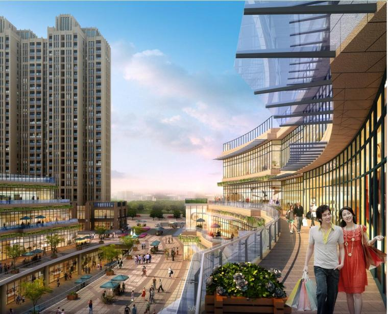 [河南]东部某城市综合体方案设计文本PDF_2