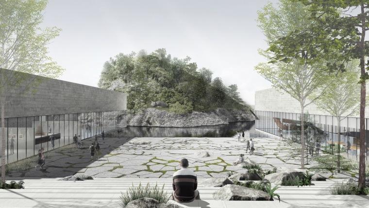 韩国独岛纪念公园